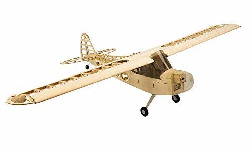 Дървен макет Jamara Piper J3 006148 модел самолет