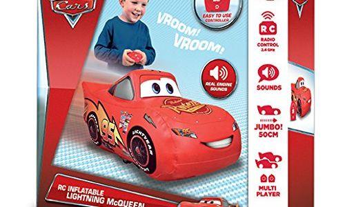 Надуваема количка Светкавицата МакКуийн McQueen Ca