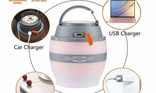 Туристическа лампа Travel Lights FP1845D Mosquito