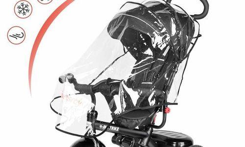 Детска количка триколка Besrey BR-C7068 4в1 сенник