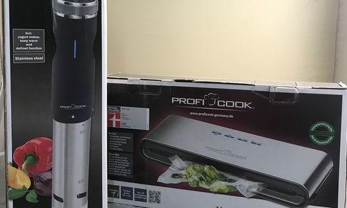 Подвижен уред за Sous Vide Garer ProfiCook PC-SV 1