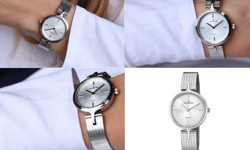 Дамски часовник Candino C4641/1 Elegance 5 BAR ана