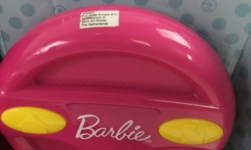 Радиоуправляема кола на Барби Nikko 72000 превозно