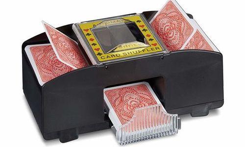 Машина за разбъркване на карти Relaxdays 10020520