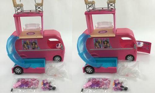 Кемпер Барби Barbie Pop-Up Camper CJT42 играчка за