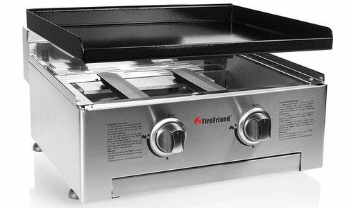 Газова плоча FireFriend BQ-6394 Plancha Grill 2 го