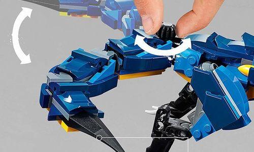 Конструктор Lego 70652 NINJAGO Stormbringer Лего Н