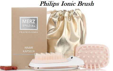 Йонизираща четка за коса Philips Ionic Brush HP467