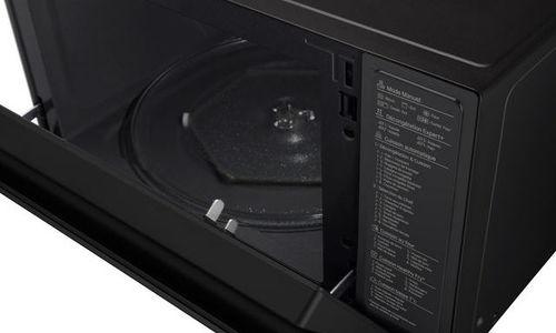 Инверторна Микровълнова фурна LG MJ3965BPS 39л 185