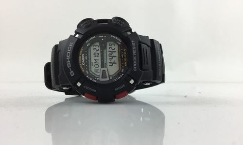 Спортен часовник Casio G-Shock G9000-1V Mudman мъж