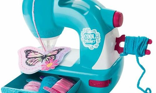 Детска шевна машина Cool Maker Spin Master за тъка