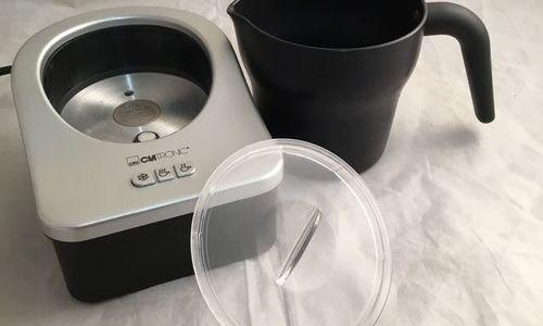 Кана за млечна пяна Clatronic MS 3326 600 W 500 мл