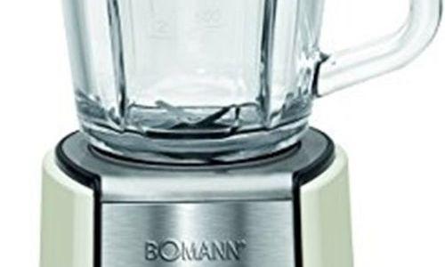 Блендер Bomann UM 1569 CB 600 W 1.5 литра стъклена