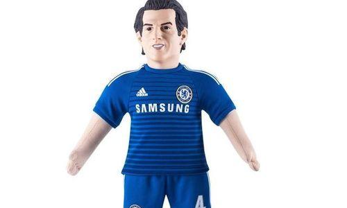 Фигурка на Фабрегас 4 Fabregas Chelsea Bubuzz футб