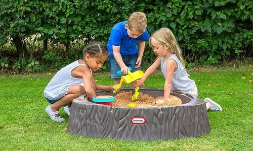 Детски пясъчник Little Tikes 644658E3 пясъчник дър