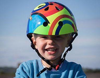 Детска каска Kiddimoto Valentino Rossi Валентино Р