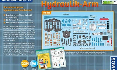 Хидравличен робот ръка Kosmos 620479 детска образо