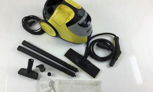 Парочистачка Karcher SC 5 уред за почистване с пар