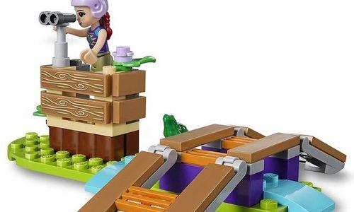 Конструктор Lego 41363 Friends Горското приключени