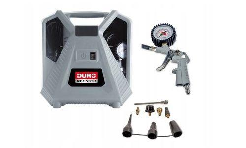 Портативен компресор Duro Pro CQB180D-1 bar 180 л/