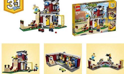 Конструктор Lego 31081 Creator 3 в 1 Модулна къща