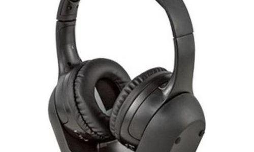 Безжични слушалки Medion MD 43051 с докинг станция