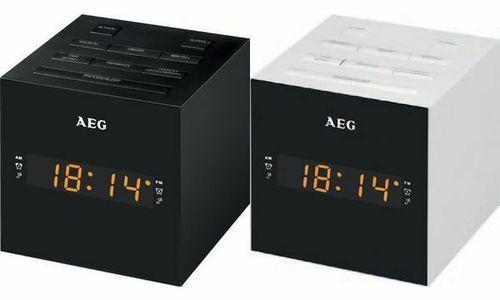 Радиочасовник AEG MRC 4150 радио часовник аларма б