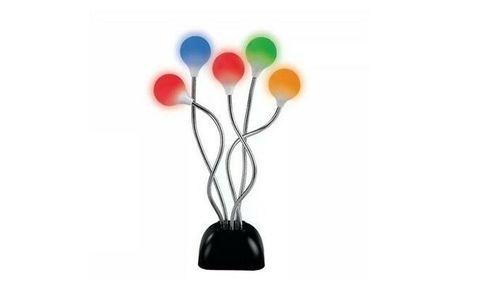 Светещ парти сензор LivarnoLux светеща цветна деко