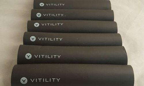 Адаптирани дръжки Vitility 8 бр за прибори и пособ