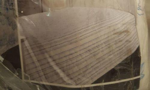 Двулицева кувертюра за спалня 210 x 280 см шалте п