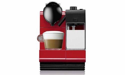Кафемашина Delonghi Nespresso EN521.R Lattissima 1