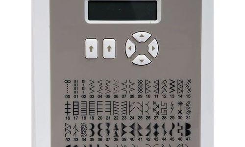 Шевна машина Singer Brilliance 6180 74W 79 програм