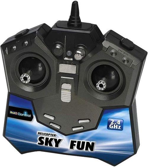 Радиоуправляем хеликоптер Revell 23982 Sku Fun 2.4