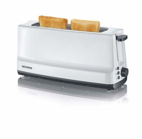 Тостер Severin АТ 2232 тостер за 2 филии препечен