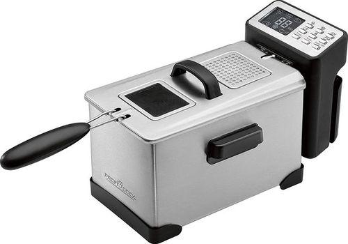 Фритюрник ProfiCook PC-FR 1087 пържене LCD дисплей