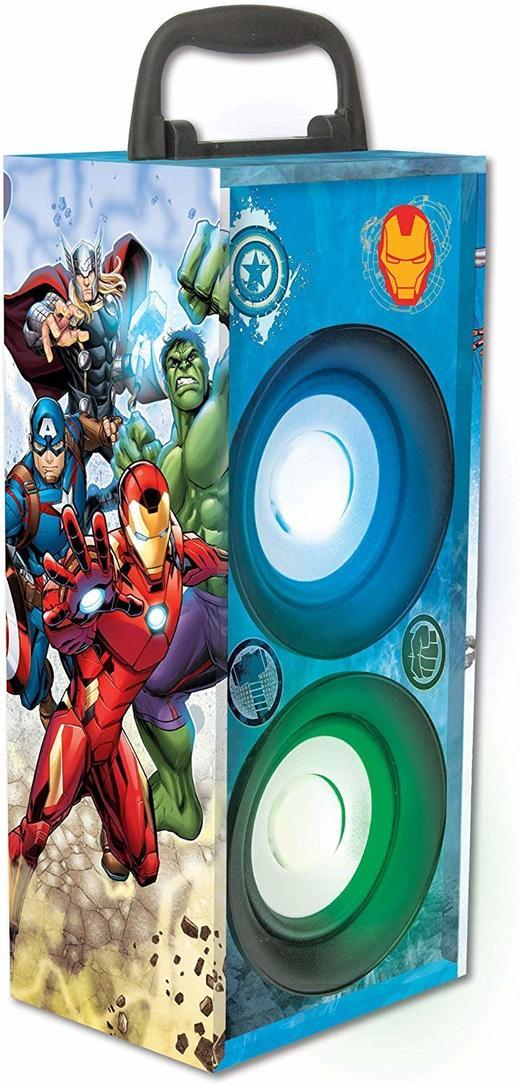 Kараоке колона Lexibook Avengers Frozen преносима