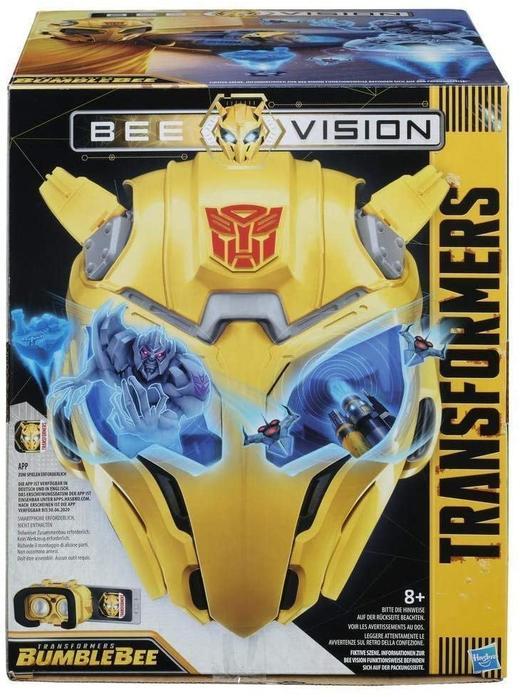 Маската на Бъмбълби Hasbro Transformers E0707100 3