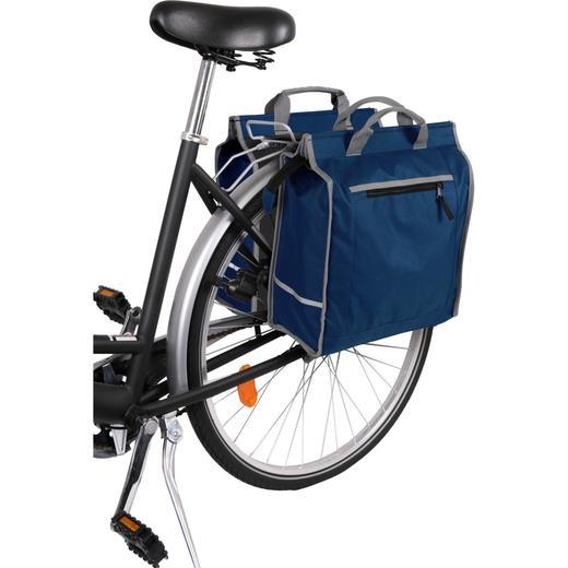 Дисаги за велосипед 2 броя Fahrrad-Doppeltasche 11