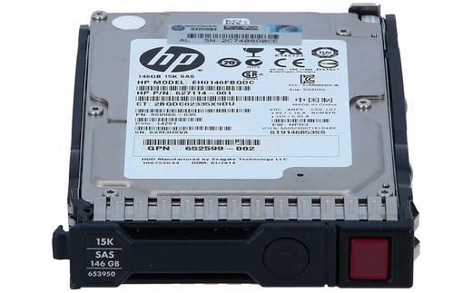 Хард диск 146GB 15k SAS HP EH0146FBQDC Hard Drive
