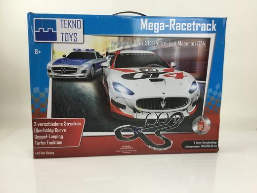 Писта с 2 колички Teknotoys Mega Racetrack 3900051