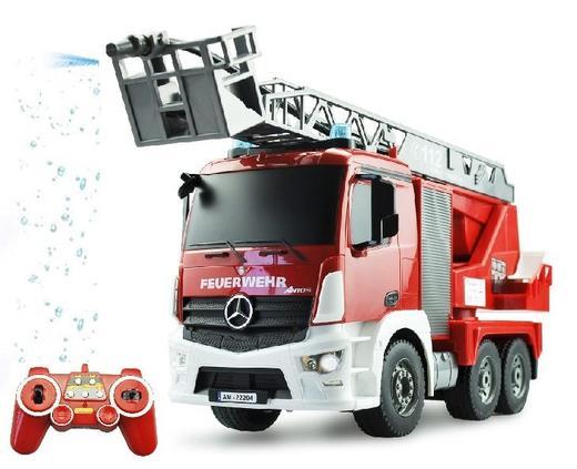 Пожарна кола Amewi Mercedes Benz 22204 RC радиоупр