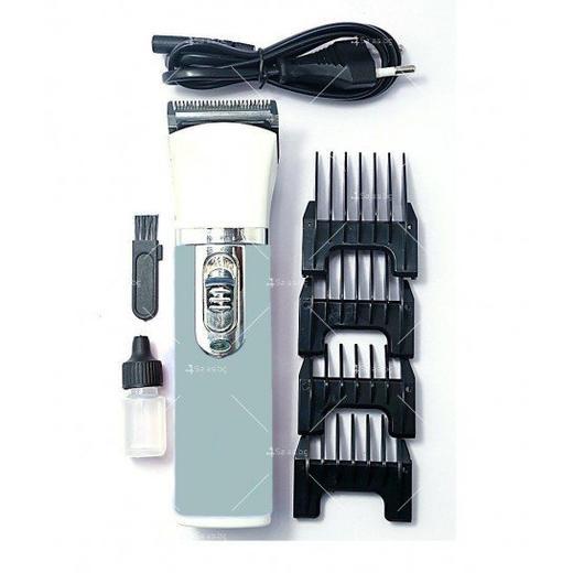 Машинка за подстригване Gemei GM-690 оформяне