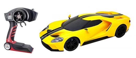 Количка Maisto Tech 582134 Ford GT 22 RC радио упр