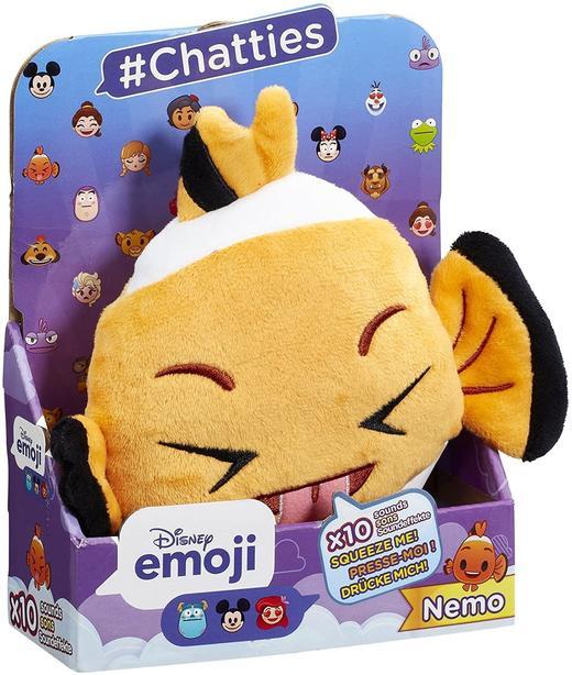 Плюшен емоджи рибката Немо Disney Emoji 71243 Nemo