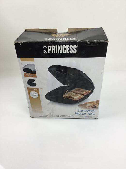 Тостер клуб сандвич Princess XXL 127004 1200 W