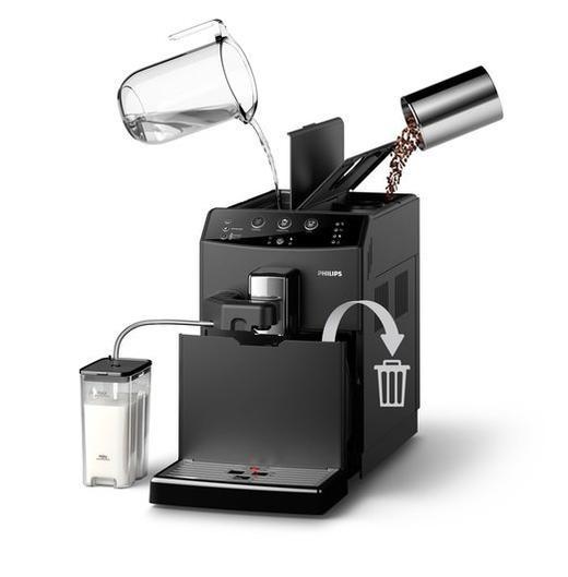 Kафеавтомат Рhilips 3000 HD8829 1850 W 15 бара