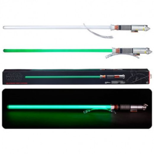 Светлинен меч на Люк Скайуокър Hasbro Star Wars