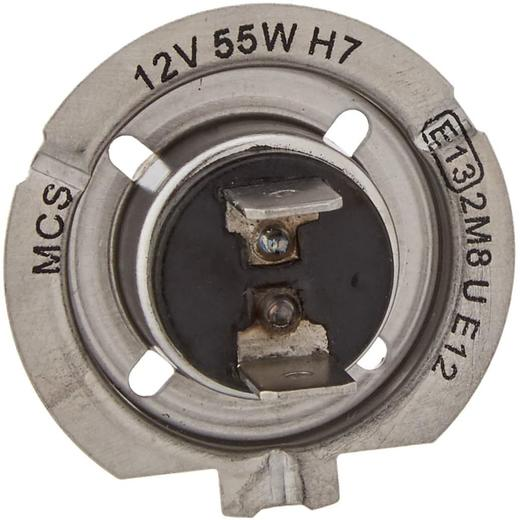 Автомобилна крушка MCS H7 55W PX26D халогенна лампа фар