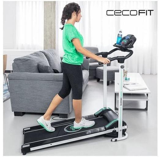 Бягаща пътека Cecofit Run Step 7009 1000W 120кг фи